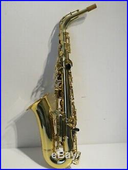 Yamaha YAS-275 Alto Saxophone Outfit Lovely Sax in Excellent Condition