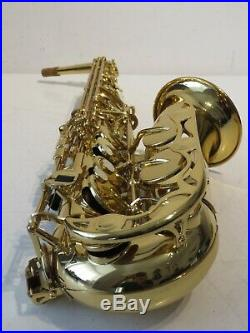 Yamaha YAS-275 Alto Saxophone Outfit Made in Japan Lovely Sax