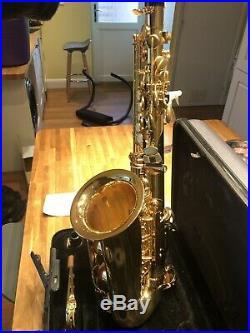 Yamaha YAS 275 alto sax, very lightly used/