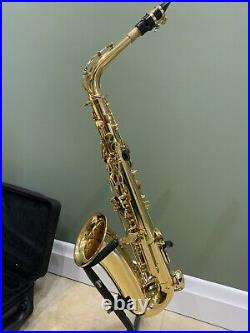 Yamaha YAS-280 Alto Sax Excellent Condition with Case and Accessories RRP £900+