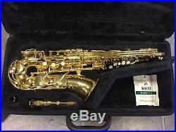 Yamaha YAS 280 Alto Student Saxophone Sax RRP £949.99