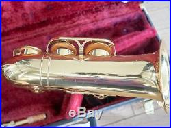 Yamaha YAS-575 Allergo Intermediate Alto Saxophone Sax OverhauledReady to Play