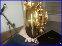 Yamaha YAS-575AL Allegro Alto Saxophone With Case Japan Sax 575 NICE
