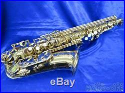 Yamaha YAS-62 Alto Sax Saxophone Tested Ex++ With Harad Case Used