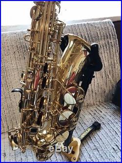Yamaha YAS 62 Alto Saxophone