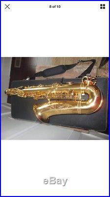 Yamaha YAS-62 II Alto Saxophone With Case MINT CONDITION! YAS62 Sax Japan