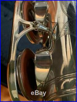 Yamaha YAS 62S Alto Sax Silver with G1 Neck