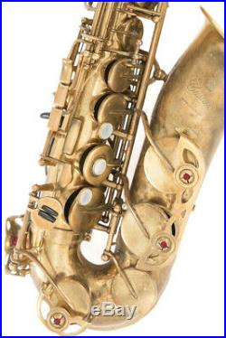 Yamaha YAS-82ZUL Alto Sax Unlacquered Professional Model