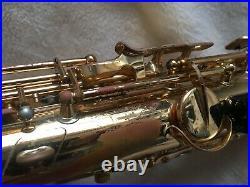 Yamaha YAS 875 Alto Sax Fully Serviced