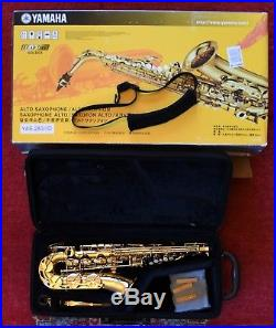 Yamaha Yas 280 Alto Saxophone