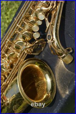Yamaha Yas 62 Alto Saxophone, Ready To Play! Sax Sassofono Contralto, Japan