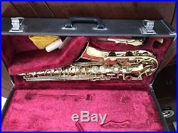 Yamaha alto sax YAS25