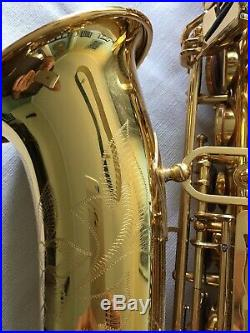 Yamaha alto saxophone YAS62 Professional Level Sax Owned From New Excellent