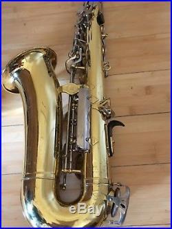 Yamaha yas 23 alto sax