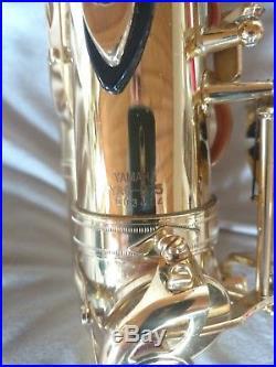 Yamaha yas875 alto sax