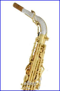 Yanagisawa A9932J'Pete King' Model Alto Sax with Sterling Silver Neck & Bell